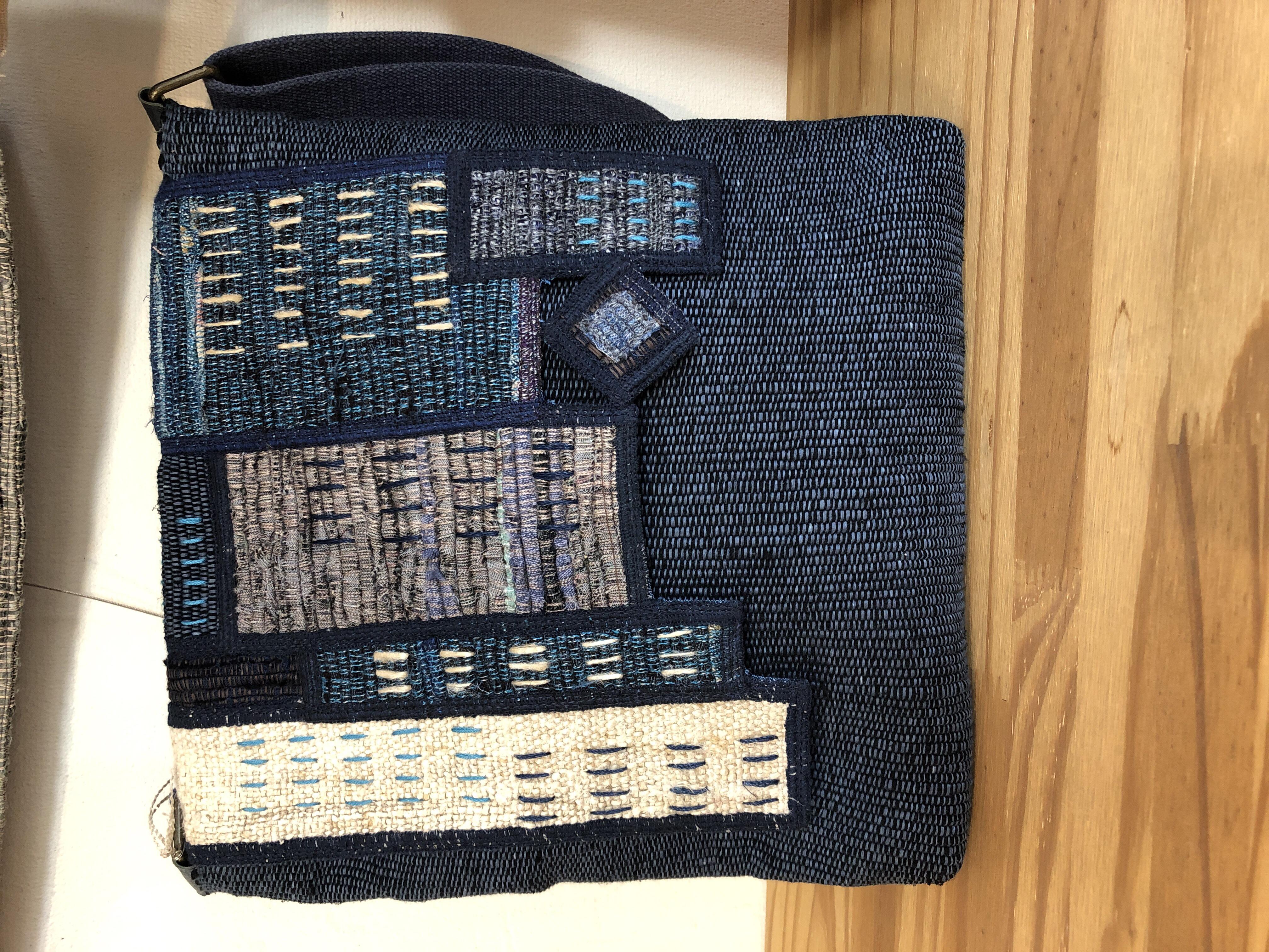裂き織りと布の手仕事展
